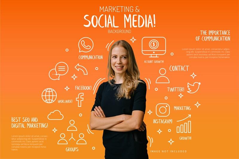 Assessoria de Comunicação Marketing Digital e Conteúdo
