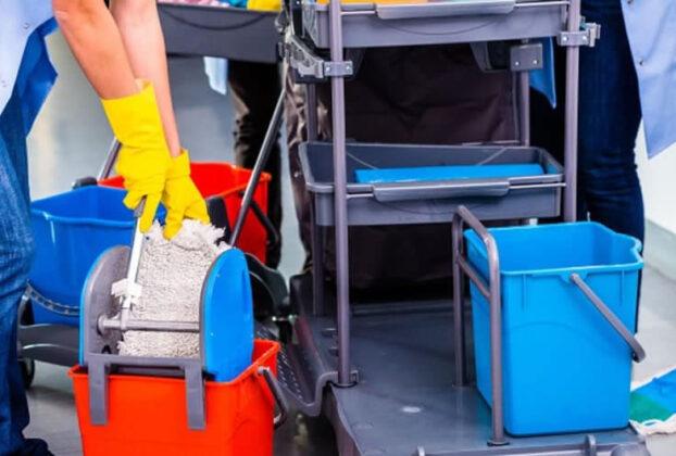 Como Funciona Uma Limpeza Pós Obra Em Comércios